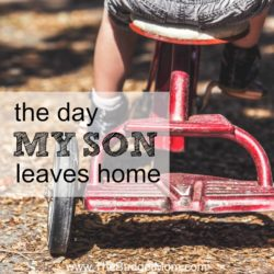 Do you ever wonder what advice you would give your child when they are ready take on the world and leave home? As parents, we all hope our children leave the house with the financial knowledge they need to make responsible decisions. Click to read about some of things I will tell my son when he is ready to leave home.