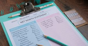 Use the free worksheet to calculate your net worth and learn how it can measure your financial health. In a nutshell, your net worth is your assets minus your liabilities. Your goal is to increase your net worth over time.