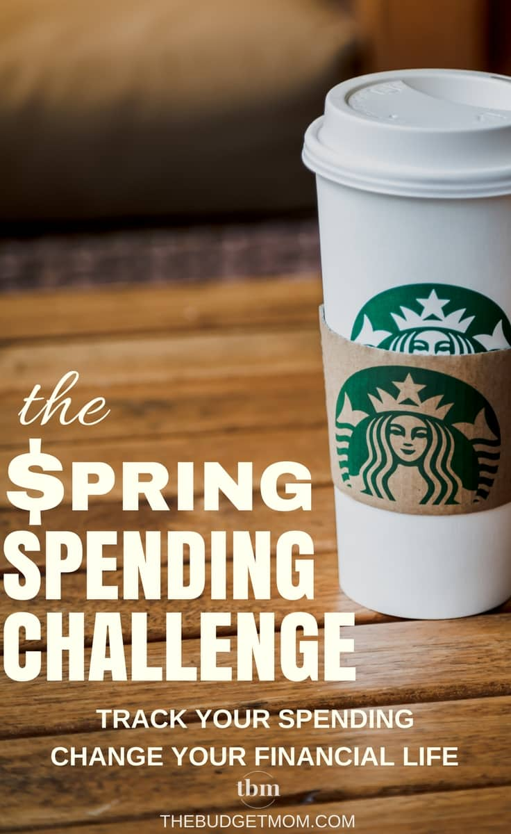 A spending challenge designed to show you where your money is going. Cut back on unnecessary spending and create a realistic working budget!