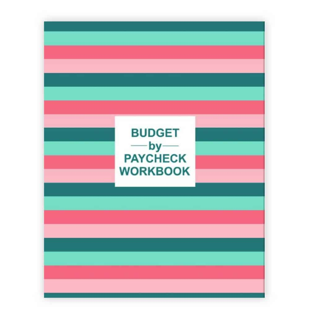 The custom designed 2019 Budget-by-Paycheck Workbook is made for people who budget their income based on paychecks. Not only is it one of the only workbooks of it's kind, but it's specially made for the Cash Envelope Method. It's time to develop a budget that actually works for your life so you can control of your money!