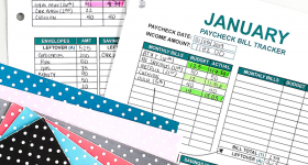 A detailed look into my January 2019 budget. Don't just blindly follow a budget. Understand the reasons behind your financial choices, and look at what your budget is telling you.