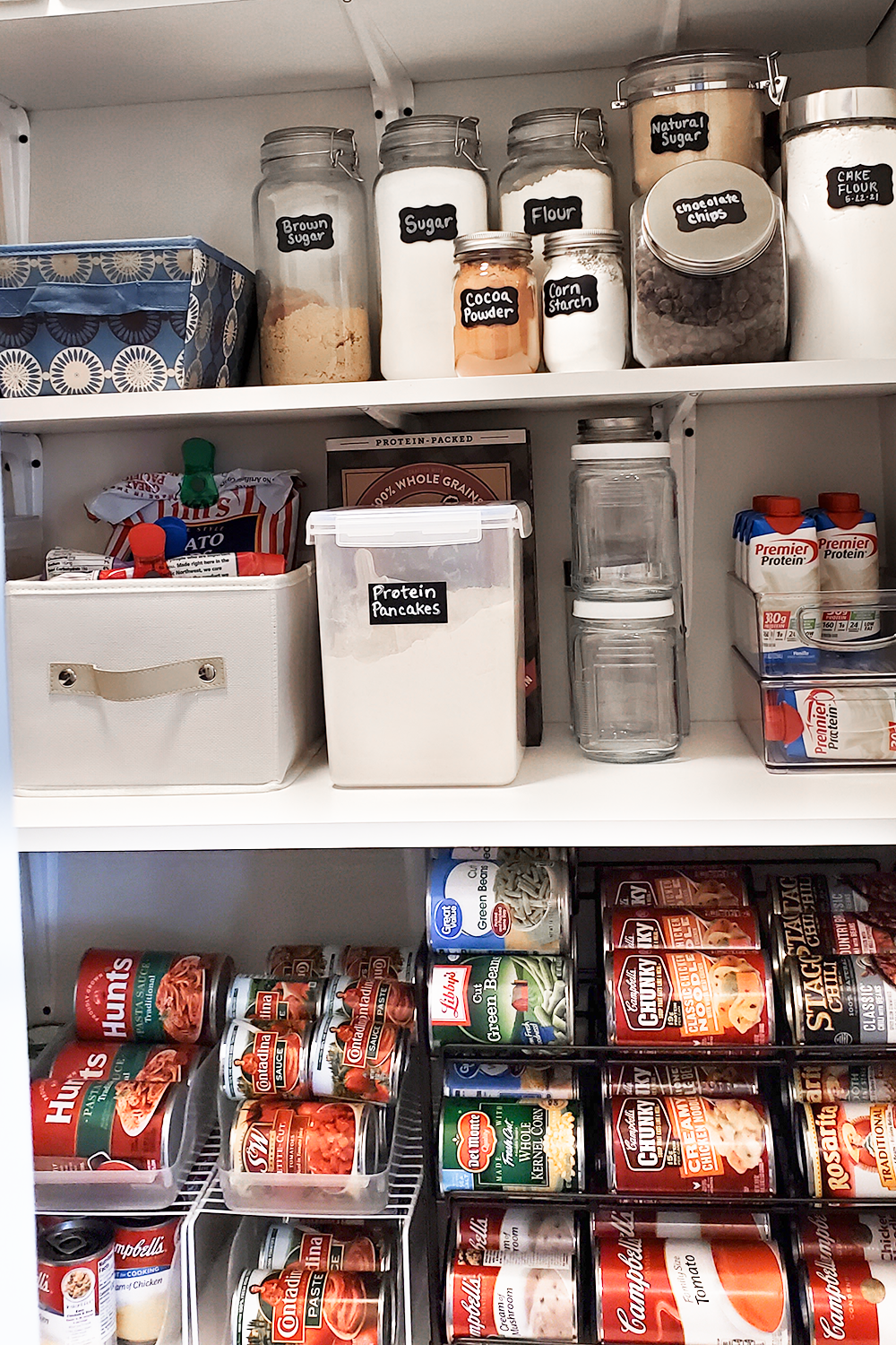 I want to share with you how you can organize your pantry on a budget. You can do everything you need to do, not spend a penny more than you have to, and enjoy a pantry that serves you and your family's needs.